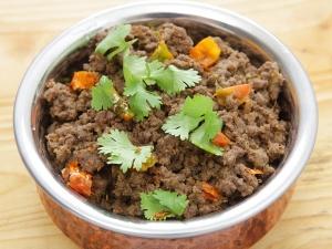 Kheema Fry Andhra Recipe