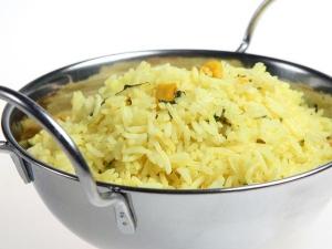 Mango Lemon Rice Recipe 140211 Aid
