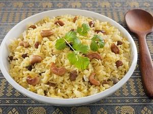 Aromatic Garlic Rice Recipe