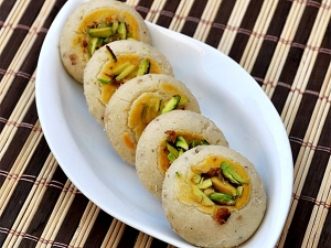 Bhang Peda Holi Sweet Recipe