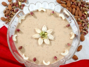 Suji Halwa Recipe