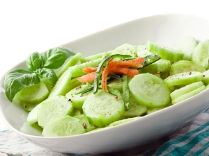 Cucumber Salad Healthy Recipe