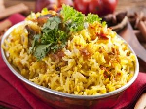 Jackfruit Biryani Rice Recipe