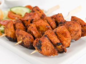 Spicy Tandoori Fish Tikka Recipe