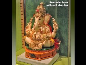 Six Favourite Things Lord Ganesha