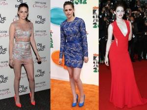 Kristen Stewart Best See Through Dresses