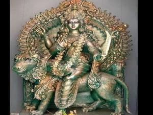 Katyayani Sixth Goddess Navratri
