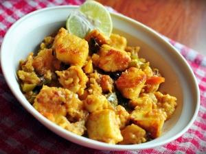 Phalahari Kadhai Paneer Recipe Navratri