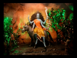 Story Of Goddess Kalratri Navratri