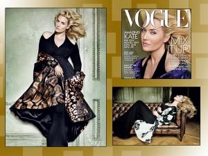Kate Winslet Vogue Magazine Cover November