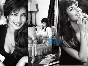 Priyanka Chopra Guess Lead Model
