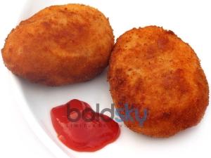 Egg Bonda Snack Recipe