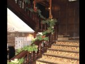 Christmas Decor For Staircases