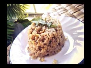Ven Pongal Recipe Breakfast