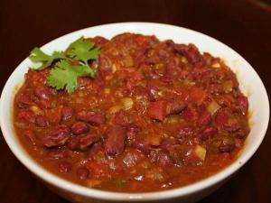Punjabi Style Rajma Masala Recipe