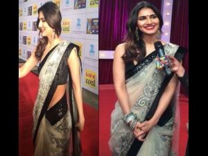 Zee Cine Awards 2014 Vaani Kapoor Varun Bahl