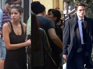 Robert Pattinson Seen Dating Old Flame Caitlin