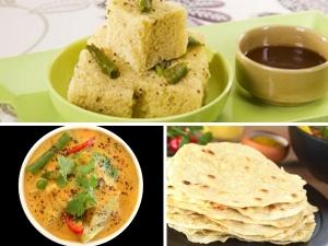 Gujarati Vegetarian Recipes