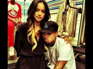 Karrueche Tran Chris Brown Break Up Again