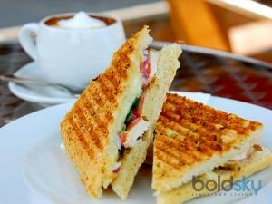 Rajma Sandwich Recipe For Breakfast