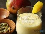 Dry Fruit Mango Lassi Baisakhi Recipe