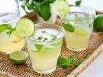 Eight Health Benefits Of Pudina Juice