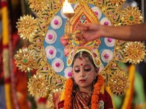 How To Do Kanjak Puja At Home