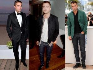 Robert Pattinson Cannes 2014 His Three Looks