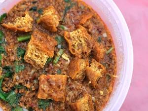 Dhokar Dalna Bengali Vegetarian Recipe