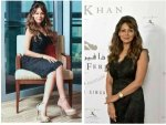 Gauri Khan In Dolce Gabbana Lace Dress