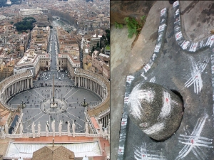 Shocking Connection Between Vatican And Shiva Linga
