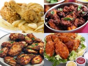 Ten Fried Chicken Recipes For Ramzan