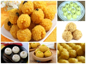 Fifteen Ladoo Recipes For Ganesh Chaturthi