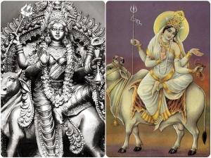 Story Of Mahagauri Eighth Goddess Navratri