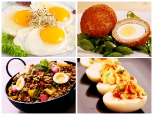 Egglicious Recipes On World Egg Day