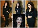 Aishwarya Rai In Roberto Cavalli For Birthday Party