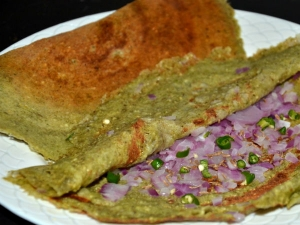 Tempting Moong Dal Dosa Recipe