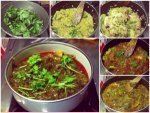 Andhra Style Gongura Mutton Curry Recipe