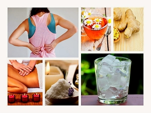 Ten Home Remedies For Back Pain