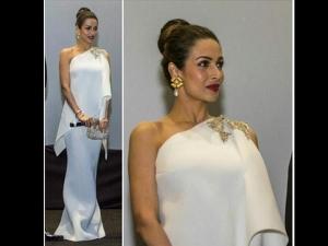 Malaika Arora Khan At Dolly Ki Doli Dubai Premiere