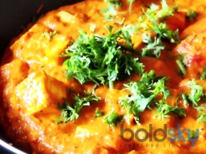 Restaurant Style Paneer Makhani Recipe