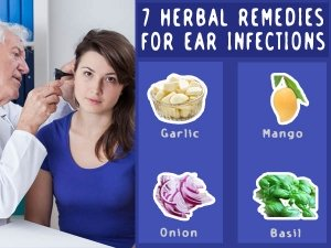 Seven Herbal Remedies For Ear Infections With Causes And Symptoms