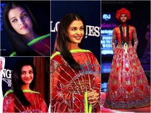 Aishwarya Rai Wacky Love For Manish Arora Anarkalis