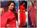 Lady In Red Malaika Arora Khan On India Got Talent