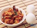 Garlic Egg Fry Recipe