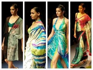Lfw 2015 Gauri Khan For Satya Paul A Tropical Wonder