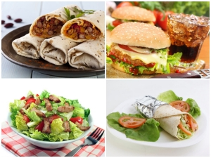 Twelve Healthy Ways To Eat Fast Food