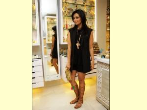 Roshni Chopra The Urban Chic Diva