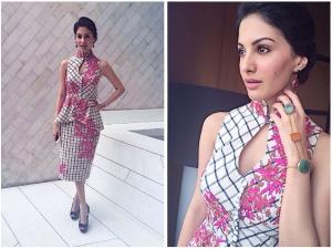 Amyra Dastur The Spring Diva In Shilpa Reddy