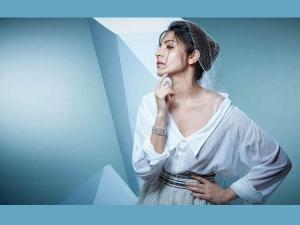 Elle Cover Girl Serene Anushka Sharma